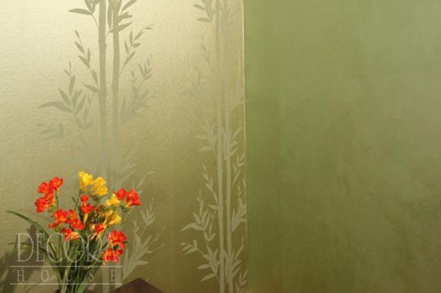 Amenajare cu efect decorativ Aureum