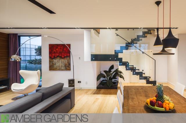 Cum ne-am implicat in proiectul Amber Gardens?