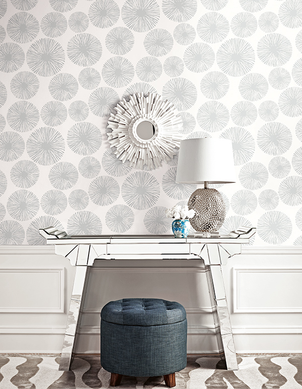 Tapet decorativ Black & White
