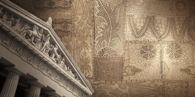 Colecția de tapet decorativ Heritage