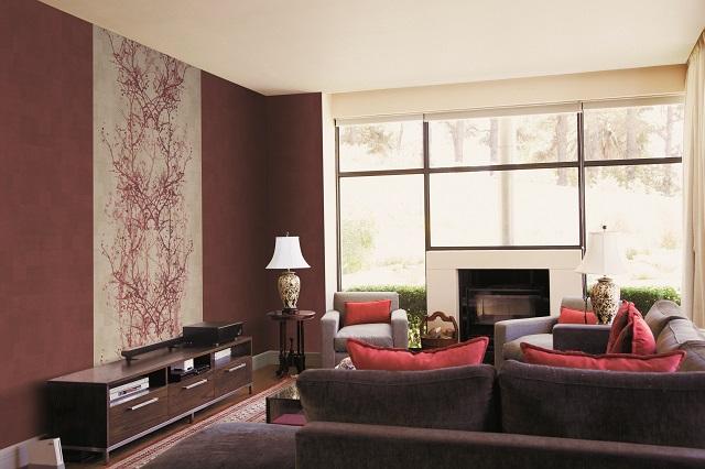 Colecția de tapet decorativ Zen