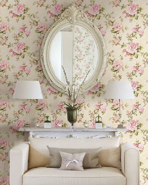 Tapet decorativ Wisteria Cottage